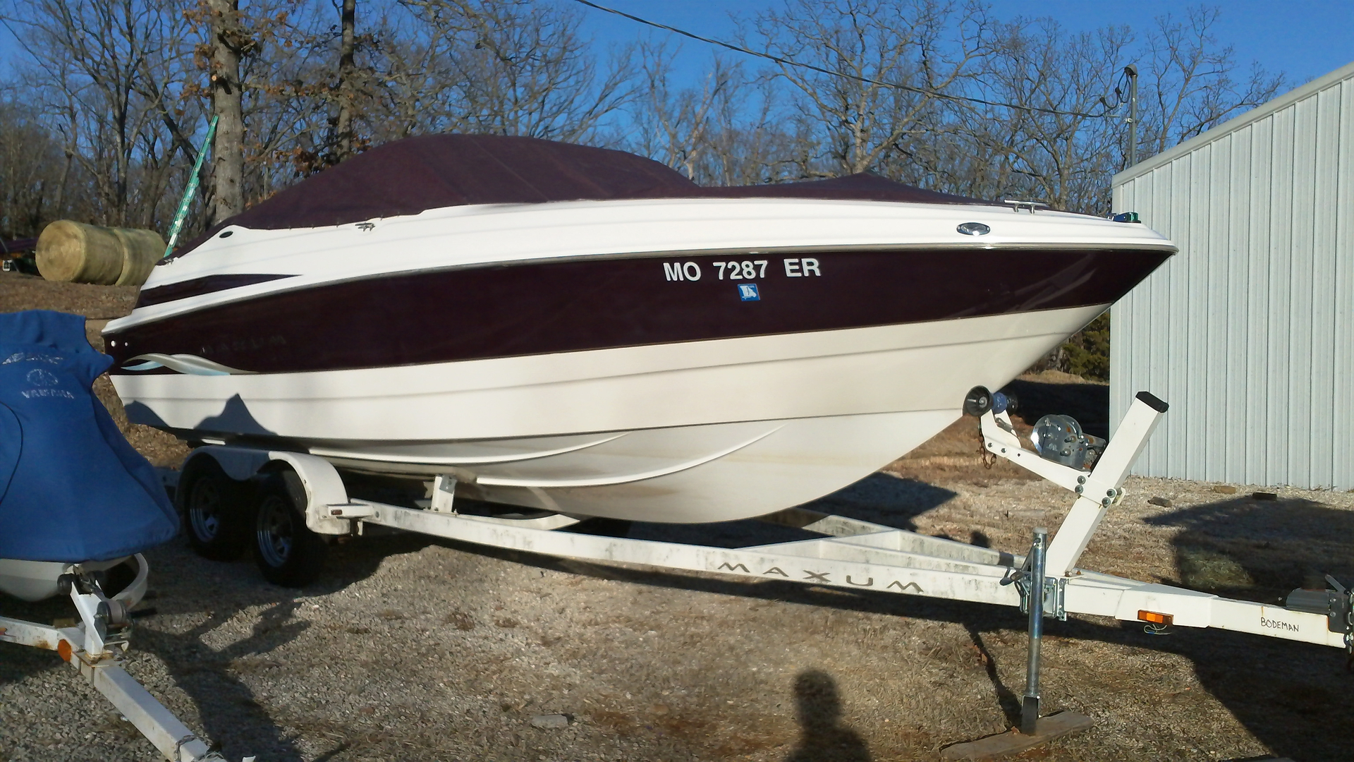 boat oxidation removal