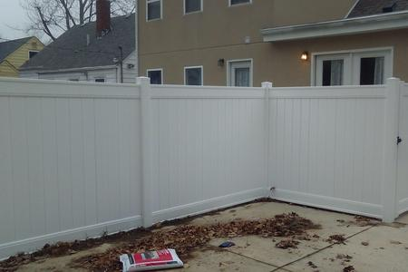Vinyl Privacy Fences Groveport Ohio