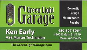 Green Light Garage