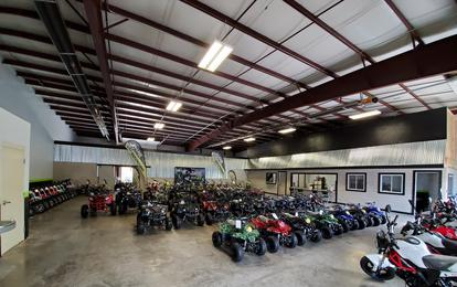 EastCentralMotorsports-Kent-Ohio-ATV-Showroom