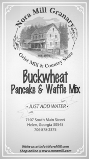 Nora Mill Buckwheat Pancake and Waffle Mix