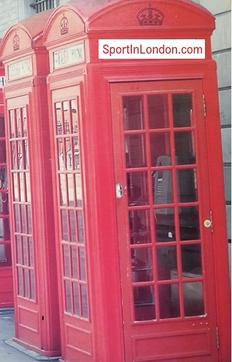 Red Telephone Box picture
