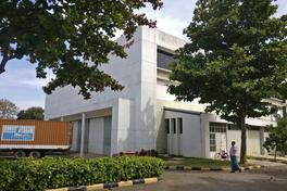 Commercial office space perspective in Bangalore