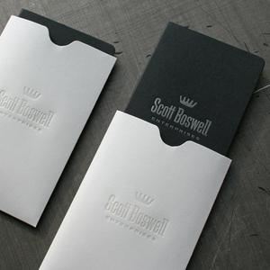 gift card packaging