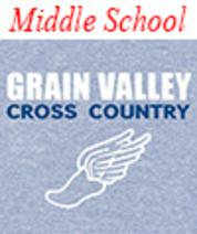 Grain Valley Eagles Middle School Cross Country