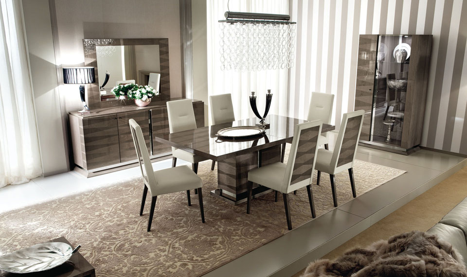 additional dining sets contemporary dining room - Contemporary Dining Room Furniture