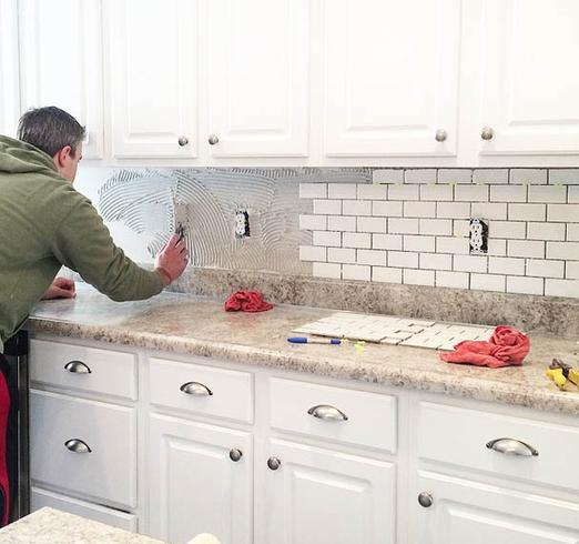 Backsplash Installation Services Backsplash Installer Near Edinburg McAllen TX | Handyman Services of McAllen