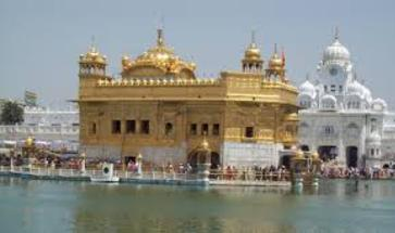 GOLDEN TEMPLE PUNJAB TOUR , India
