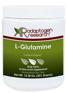 Adaptogen Research, L-Glutamine
