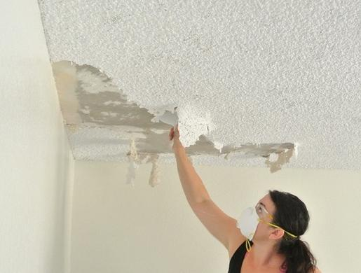 POPCORN CEILING REMOVAL LINCOLN