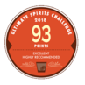 93 Points - 2018 Ultimate Spirits Challenge