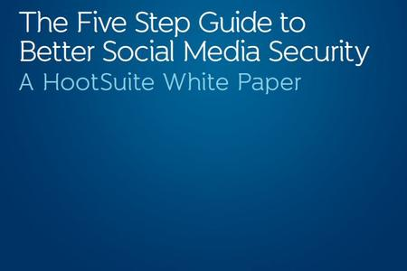 5 step guide to social media