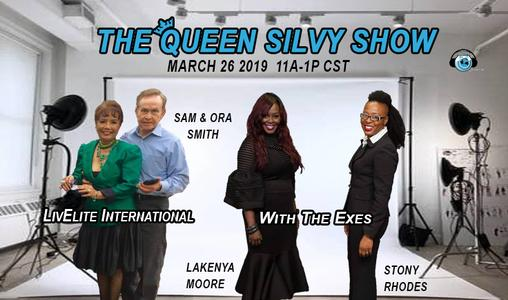 https://anchor.fm/the-queen-silvy-radio-show/episodes/The-Queen-Silvy-Show---March-26-2019-e3ktoe/a-acn1iu