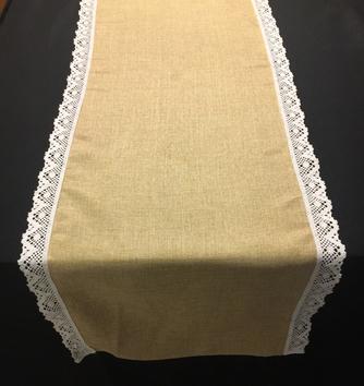 Linen Polyester Modern Burlap