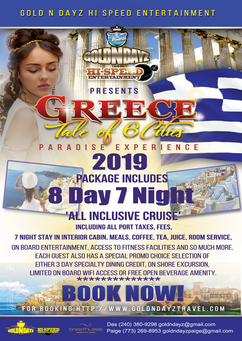 The Greek Experience Tale of 6 Cities