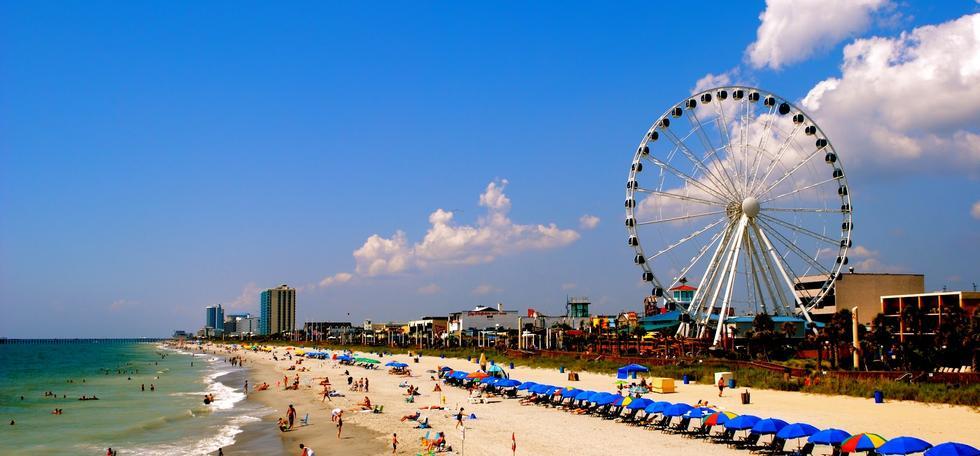 myrtle beach golf carts - Garden City Beach Rentals