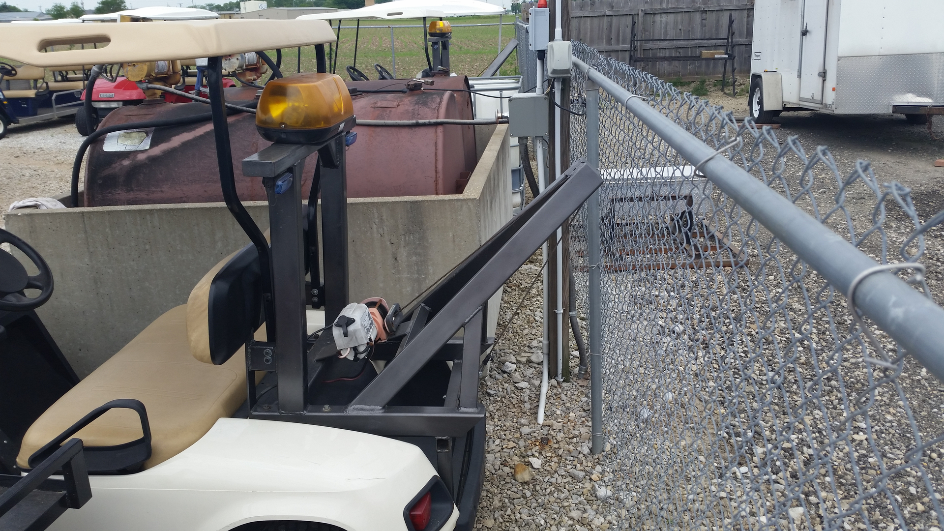 Customizing Truck Golf Cart With Doors Html on