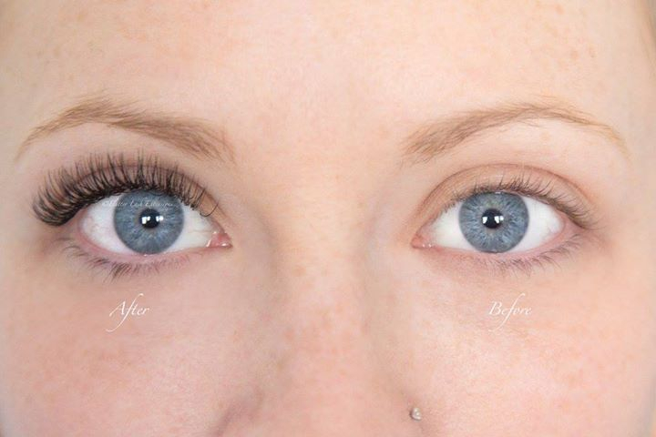 Flutter Lash Extensions Eyelash Extensions Tinting And Perming