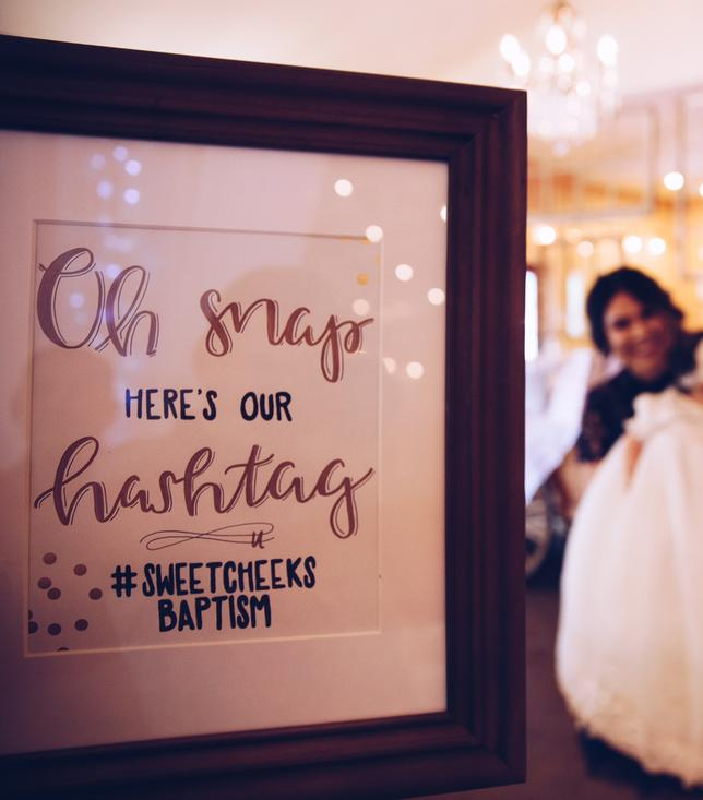 Look around our bridal room!