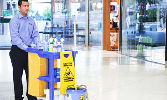 Finest Outlet Mall Cleaning Service in Edinburg Mission McAllen TX RGV Janitorial Services