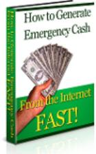 How To Generate Emergency Cash