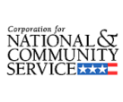 Corporation for National & Community Service (CNCS) logo