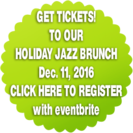 Holiday Jazz Brunch