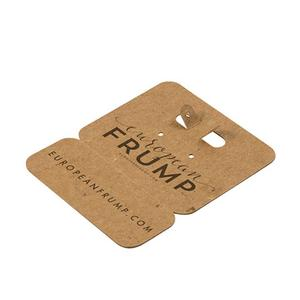earring card