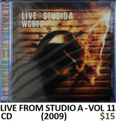 WCBE Live from Studio A Vol 11