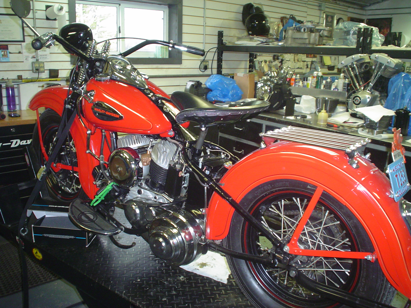 Hoban Brothers Motorcycle Service and Repair Shop