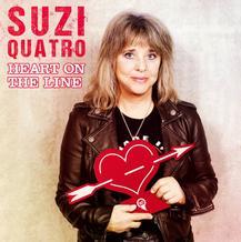 Новый сингл SUZI QUATRO.