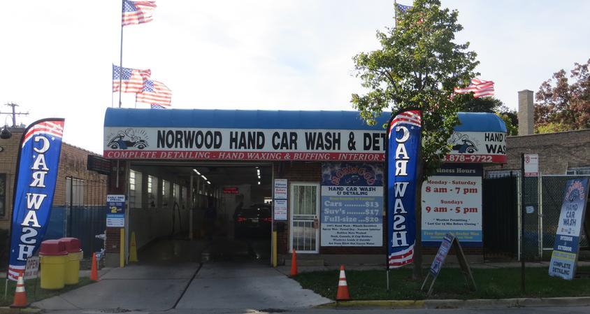 100 Hand Car Wash Norwood Hand Car Wash