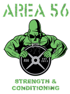 Area 56 Strength