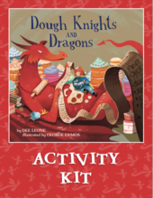 Free Activity Kit for Dough Knights and Dragons
