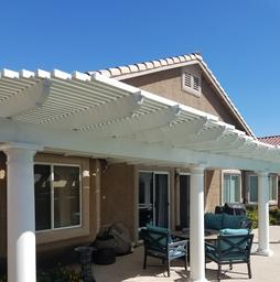 Premier Patio Covers Customized Alumawood Shade Structures