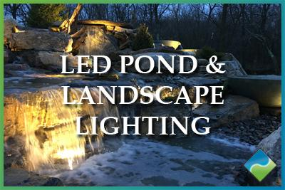 Aquatic Edge Pond & Landscape Solutions - LED Pond & Landscape Lighting