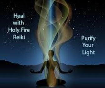 Holy Fire Reiki Image
