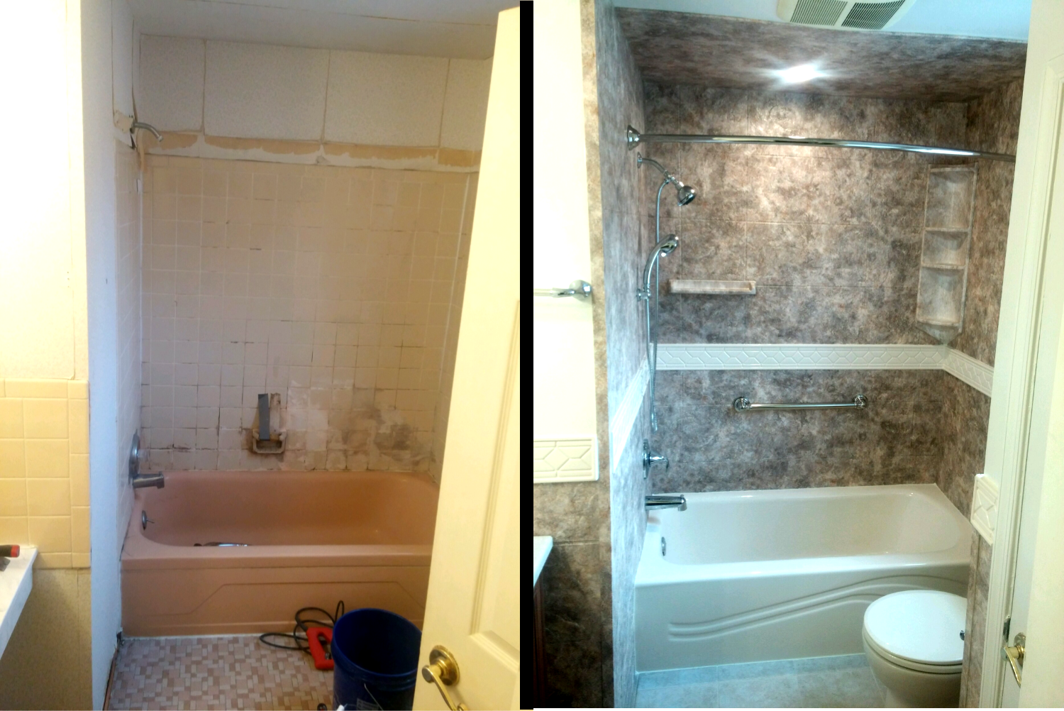 Total Bath Transformations - Bathtub & Shower Replacement ...
