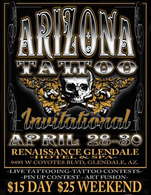 Arizona Tattoo Invitational