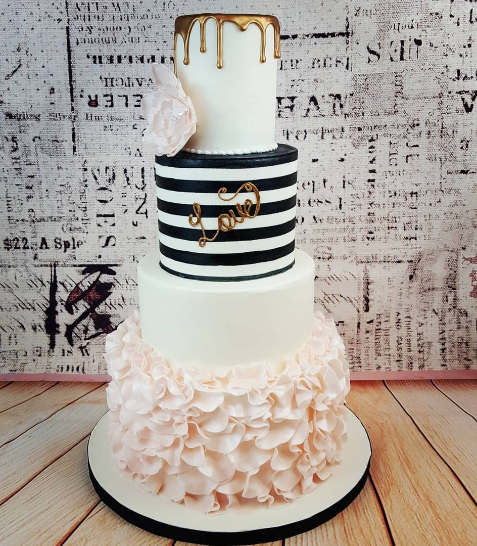 Miss Sara\'s Cakery - Wedding Cakes, Custom Wedding Cakes