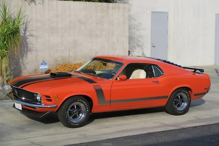 1970 Ford Mustang BOSS 302 Fastback for sale at Motor Car Company in California