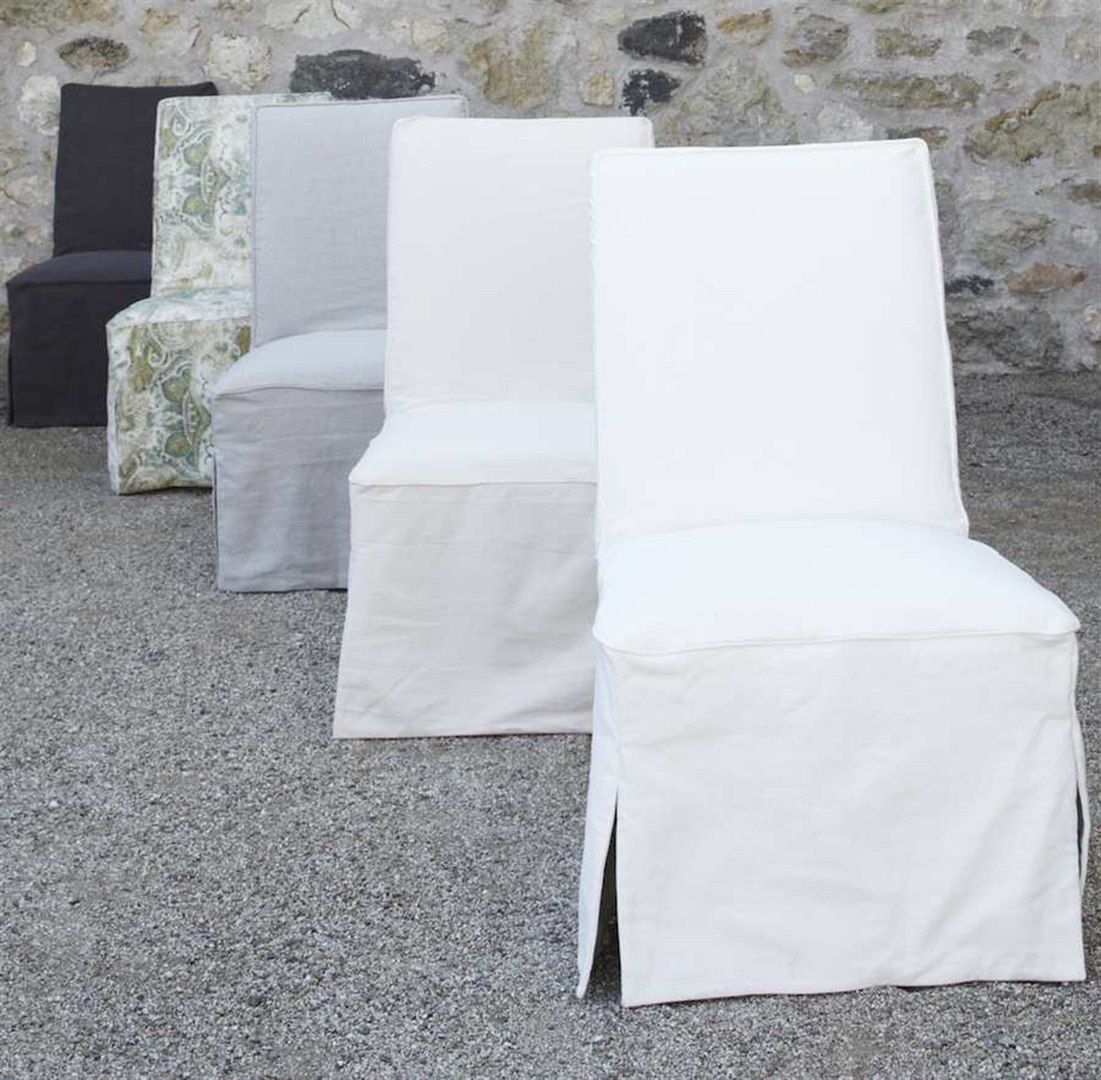 linen dining room chair slipcovers ~ ktvb