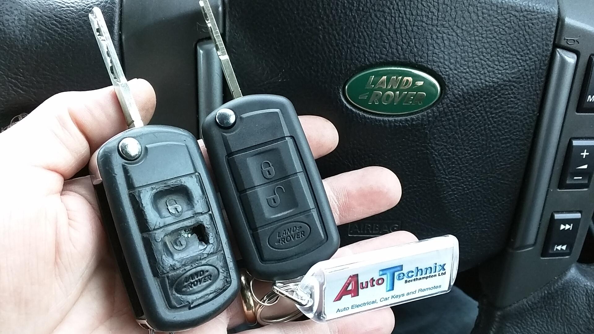 Autotechnix Southampton Ltd Spare Car Key Car Key Replacement