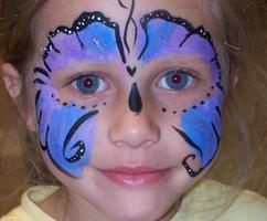 Face Painter-Face Painting-Fun for Company Picnics-Birthday Parties-Holiday Events