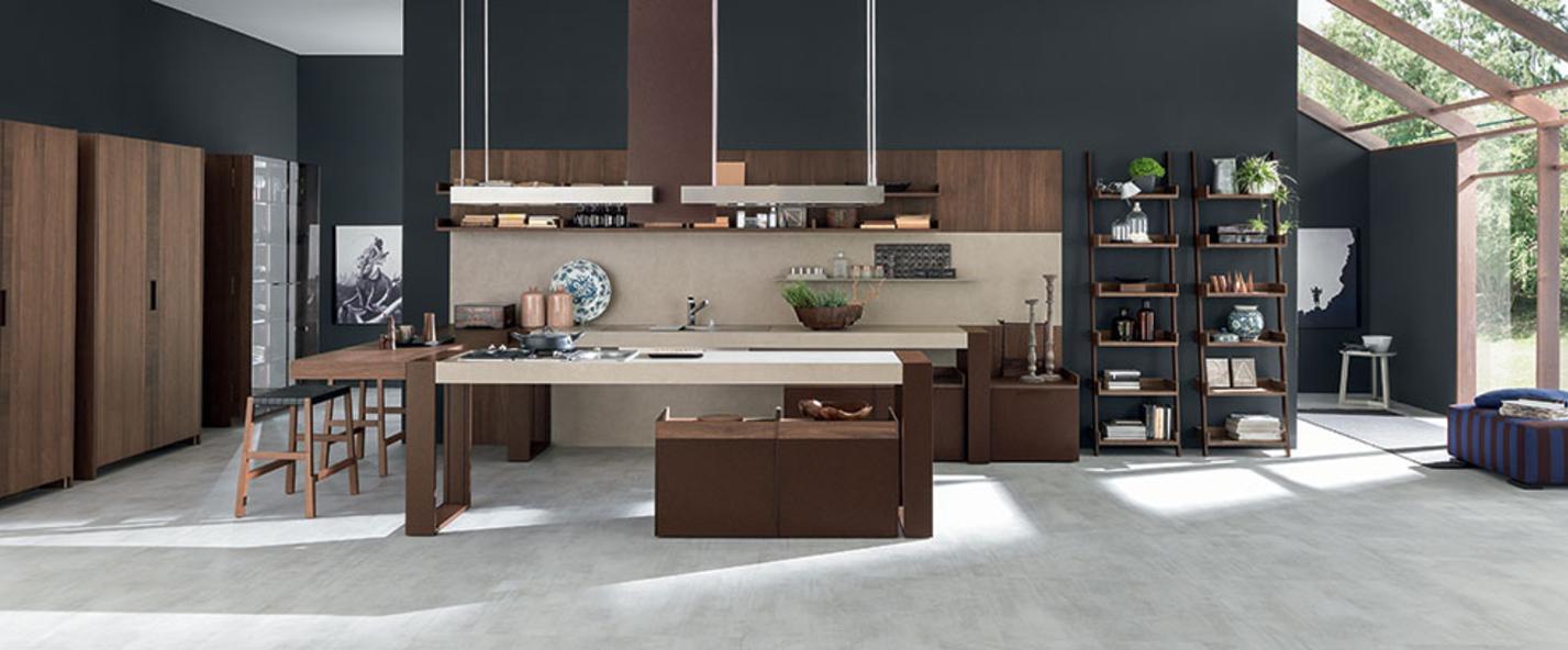 italian contemporary kitchens pedini