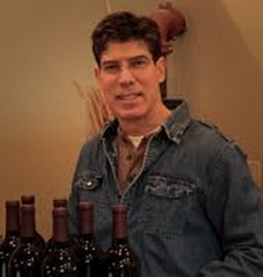 Photo of winery owner David