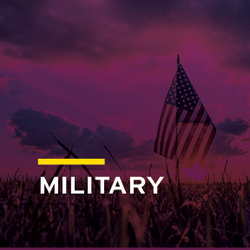 Link to a learning module with career resources for those affiliated with the military.