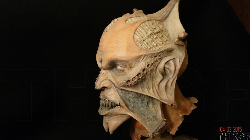 Jeepers Creepers Bust