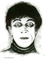 The Cabinet of Dr. Caligari - CLIFF CARSON