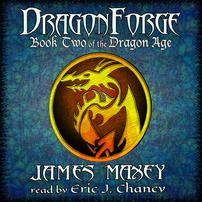 Dragonforge on Audible